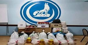 Develi Ülkü Ocakları'ndan Uygurlara yardım