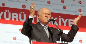 Devlet Bahçeli İstanbul Kızılçeşme mitinginde konuştu