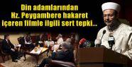 Diyanetten : Provokatif Filme Sert Tepki