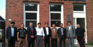 Doğu Türkistan Uygur Birliğinden Türk Federasyonuna ziyaret