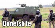Donetsk üç noktadan kuşatıldı