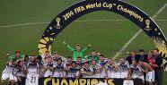 Dünya Kupası Almanya'nın oldu...