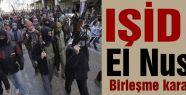 El Nusra ile IŞİD Birleşti