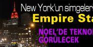 Empire State yeni yıla bakın nasıl hazırlandı