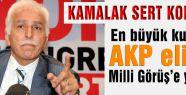 En büyük kumpas AKP eliyle Milli Görüş'e yapıldı