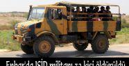 Enbar'da IŞİD militanı 32 kişi öldürüldü