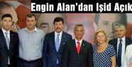 Engin Alan'dan IŞİD Açıklaması