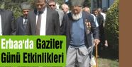 Erbaa'da Gaziler günü Etkinliği Düzenlendi