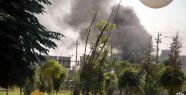 Erbil'de patlama: 9 ölü, 50 yaralı