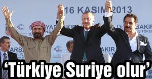 'Erdoğan bildiği yoldan gitmeye devam ederse Türkiye Suriye olur'