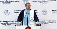 Erdoğan: Bu tür hırsızlar bizi mal sahibi yaptı
