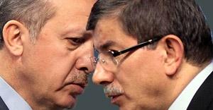 Erdoğan-Davutoğlu görüşmesi 2 saatten fazla sürdü