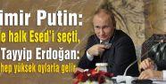 """Erdoğan, """"Dünyada darbeciler hep yüksek oylarla gelir''"""