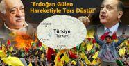 Erdoğan, gülen ve PKK Harekatı