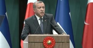 Erdoğan, İstifanın Doğru Olmayacağını Savundu
