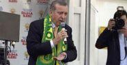 Erdoğan polisleri azarladı