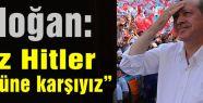 Erdoğan Yine açtı ağzını yumdu gözünü