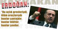 Erdoğan:'Bunlar Şovdur'