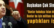 Erdoğan'dan tehdit gibi açıklama