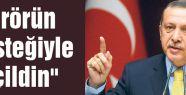 Erdoğan'dan Sakık'a