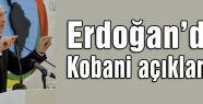 Erdoğan'ın Kobani Açıklaması Olay Yarattı
