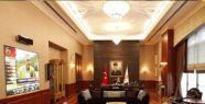 Erdoğan'ın Ofisinde Buluşma...
