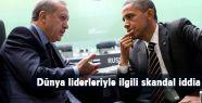 Erdoğan'ında bulunduğu zirvede skandal iddia!