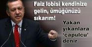 Erdoğan:'Ümüğünüzü Sıkarım'...