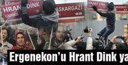 Ergenekon Caddesi'nin ismini Hrant Dink oldu