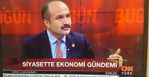 Erhan Usta Türkiye Gündemine Oturdu