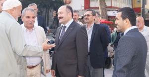 Erhan Usta: Esnafın hakları korunacak