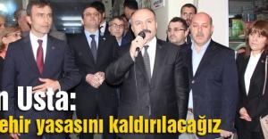 Erhan Usta, Tuzluklarımı seçeceksiniz, yoksa...