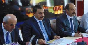 Eroğlu'ndan Yeşil Yol Projesi'ne ilişkin açıklama