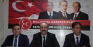 Eryılmaz; 'Teşkilatlar Partilerin Temel Taşlarıdır'