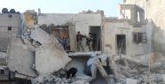 Esed, Halep ve çevresini vuruyor