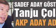 Eski futbolcu Tanju Çolak AKP'den milletvekili aday adayı