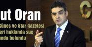 Ethem Sancak hakkında suç duyurusu