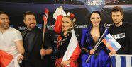 Eurovision'un 2. yarı finali yapıldı...