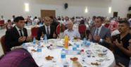 Fatih Ülkücüleri Şehit Aileleriyle iftarda buluştu