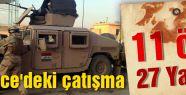Felluce'deki çatışmalarda 11 ölü