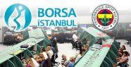 Fenerbahçe hisseleri yüzde 12 dalgalandı