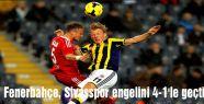 Fenerbahçe, Sivasspor engelini 4-1'le geçti