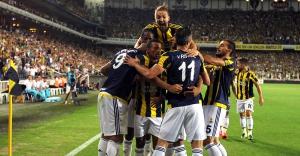 Fenerbahçe, UEFA Avrupa Ligi'nde gruplara kaldı