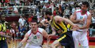 Fenerbahçe Ülker yarı finalde