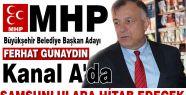 MHP'li Günaydın çok önemli açıklamalar yapacak!