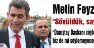 Feyzioğlu: