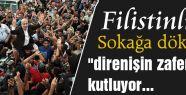 Filistenliler 'direniş zaferi'ni kutluyor