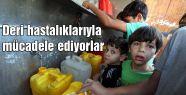 Filistinliler hastalıklarla mücadele ediyor