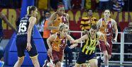 Final serisinde ilk raund Galatasaray'ın