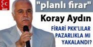Firari PKK'lilar Pazarlıkla mı Yakalandı?